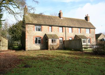 Thumbnail 3 bed semi-detached house to rent in Great Park Farm Cottages, Besselsleigh, Abingdon