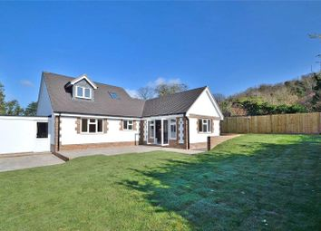 Thumbnail 3 bed detached bungalow for sale in Coombe Rise, Findon Valley, Worthing