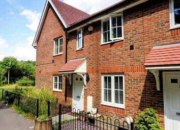Thumbnail 3 bed terraced house for sale in Mescott Meadows, Hedge End, Southampton