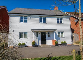 Thumbnail 4 bed detached house for sale in Everest Walk, Church Crookham, Hampshire