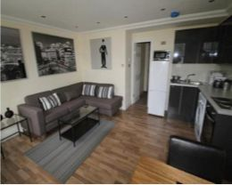 Thumbnail 2 bed flat to rent in Bell Street, Camden