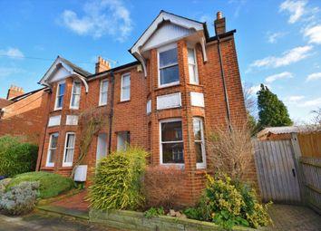 Thumbnail 3 bed semi-detached house for sale in Fairfields, Basingstoke