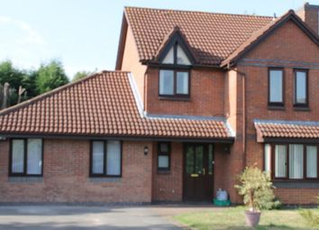 Thumbnail Room to rent in Vilia Close, Burbage, Hinckley