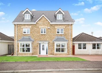 Thumbnail 5 bed detached house for sale in Hawthorn Way, Cambuslang, Glasgow