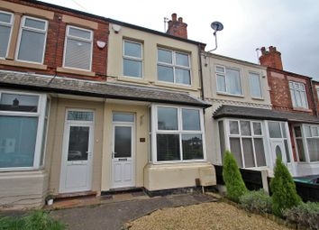 Thumbnail 2 bedroom terraced house for sale in Burgass Road, Thorneywood, Nottingham