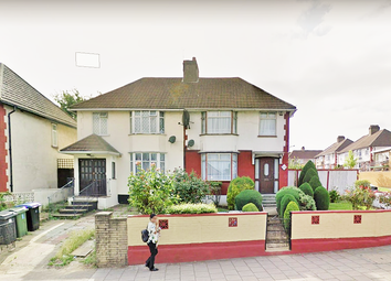 Thumbnail 3 bed semi-detached house to rent in Ealing Road, Wembley