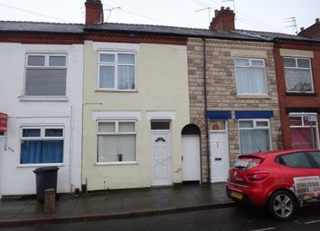 Thumbnail 3 bedroom terraced house for sale in Western Road, West End, Leicester