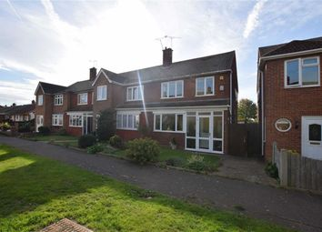 Thumbnail 3 bed end terrace house for sale in Jefferies Way, Corringham, Stanford-Le-Hope, Essex