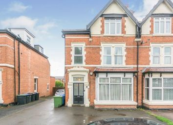 Thumbnail 2 bed flat for sale in Sandford Road, Moseley, Birmingham, West Midlands