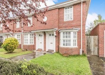 Thumbnail 2 bed terraced house for sale in Wilkins Grove, Longcroft Lane, Welwyn Garden City
