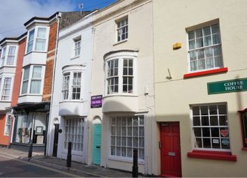 Thumbnail 3 bed town house for sale in Maiden Street, Weymouth