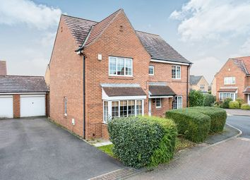 Thumbnail 4 bedroom detached house for sale in Bowlers Court, Wakefield