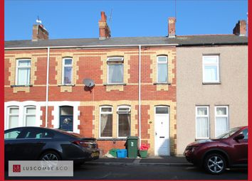 2 bed terraced house for sale in Llewellyn Street, Newport NP19