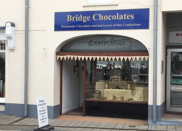 Thumbnail Retail premises for sale in Egloshayle Road, Wadebridge