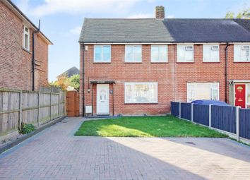 Thumbnail 3 bedroom end terrace house for sale in Oxford Road, Canterbury