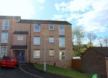 Thumbnail 2 bed flat for sale in Dynevor Close, Hartley, Plymouth