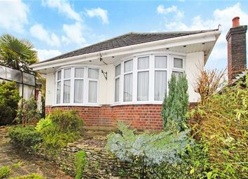 Thumbnail 4 bedroom bungalow for sale in Alder Road, Parkstone, Poole