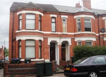 Thumbnail 1 bed flat to rent in Melville Road, Spon End, Coventry