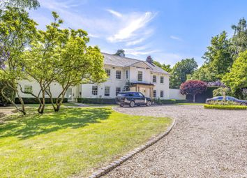 Thumbnail 6 bed detached house to rent in Wentworth, Virginia Water, Surrey