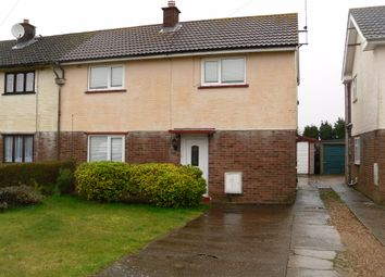 Thumbnail 3 bed terraced house for sale in Crescent Road, Whittlesey