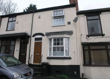 Thumbnail 2 bed terraced house for sale in Maslen Place, Summer Hill, Halesowen