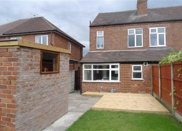 Thumbnail 2 bed semi-detached house for sale in Doris Road, Ilkeston, Derbyshire