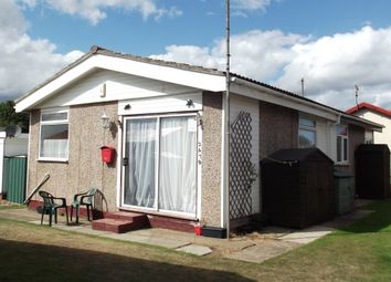 Thumbnail 2 bed mobile/park home for sale in 247B Second Avenue, South Shore Holiday Village, Bridlington