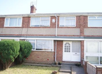 Thumbnail 3 bed property for sale in Brierley Close, Blyth