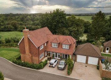Thumbnail 5 bed detached house for sale in Mantell Close, Newick, Lewes