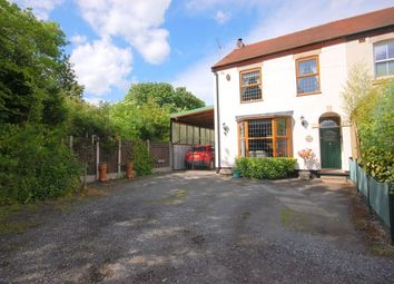 Thumbnail 3 bed semi-detached house for sale in Railway Side, Denby, Ripley