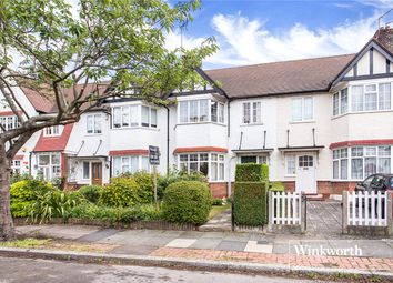 Thumbnail 3 bed terraced house for sale in Cadogan Gardens, Finchley, London
