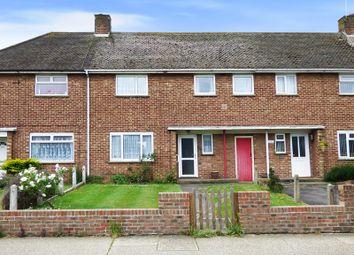 Thumbnail 3 bedroom terraced house for sale in Clun Road, Wick, Littlehampton