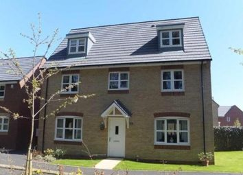 Thumbnail 5 bed detached house for sale in Pentre Court, Wrexham