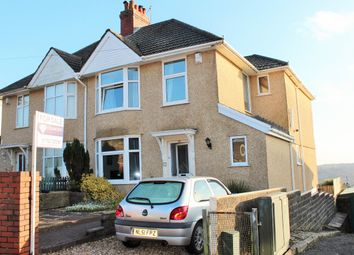 Thumbnail 5 bed semi-detached house for sale in Dunvant Road, Killay