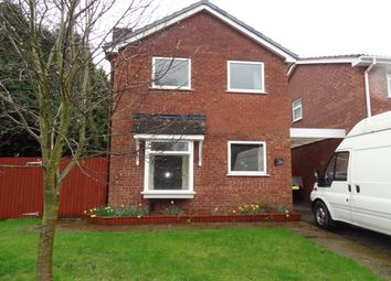 Thumbnail 4 bed detached house for sale in Swindale, Wilnecote, Tamworth