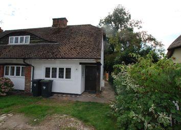 Thumbnail 1 bed cottage to rent in Starr Road, Henham, Bishops Stortford