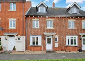 Thumbnail 4 bed town house for sale in Century Drive, Grange Farm, Kesgrave, Ipswich