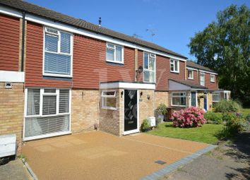 Thumbnail 3 bed terraced house for sale in Maplefield, Park Street, St. Albans