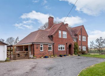 Thumbnail 4 bed detached house for sale in Wychbold, Droitwich Spa, Worcestershire