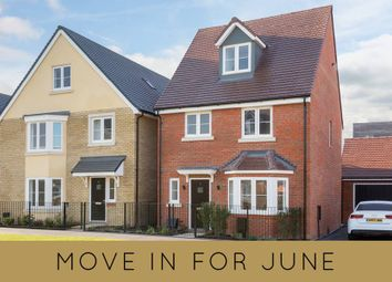 """Thumbnail 4 bed detached house for sale in """"The Chichester Madeley A"""" at Shopwhyke Road, Chichester"""