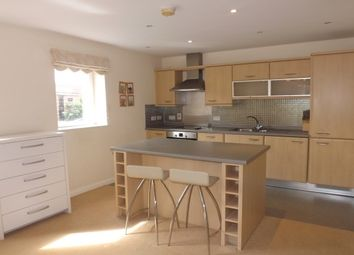 Thumbnail 2 bed flat to rent in Union Road, Solihull