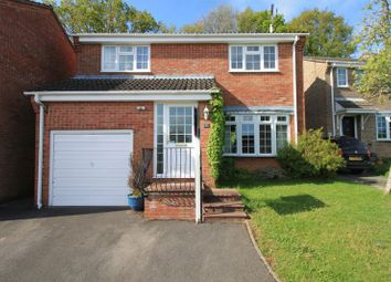 Thumbnail 4 bed detached house for sale in Wooderson Close, Fair Oak, Eastleigh