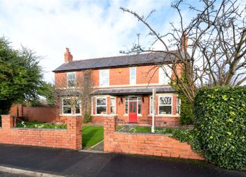 Thumbnail 4 bed detached house for sale in Pipers Ash, Hare Lane, Chester