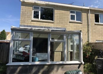Thumbnail 1 bed terraced house for sale in Kilve Close, Taunton