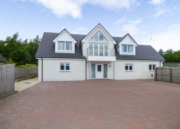 Thumbnail 5 bed detached house for sale in Dolphinton, West Linton