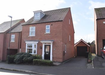 4 bed detached house for sale in Suffolk Way, Church Gresley, Swadlincote DE11