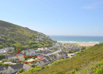Thumbnail 4 bedroom semi-detached house for sale in Beach Road, Porthtowan, Truro