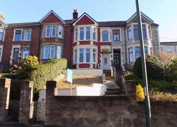 Thumbnail 3 bedroom terraced house for sale in Alexandra Road, Six Bells, Abertillery