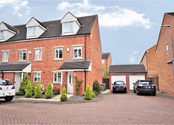 Thumbnail 3 bed semi-detached house for sale in Fawdon Place, Leeds