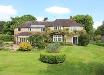 Thumbnail 5 bed detached house for sale in Main Road, Itchen Abbas, Winchester